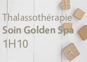 Soin Golden Spa 1H10